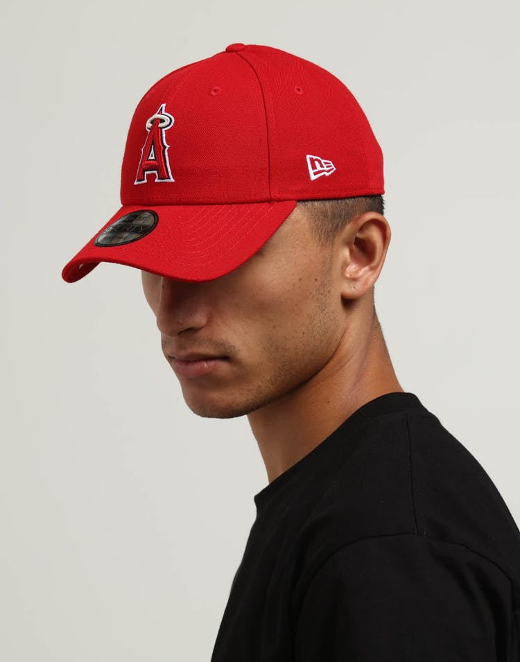 New Era Los Angeles Angels 9FORTY Snapback Scarlet