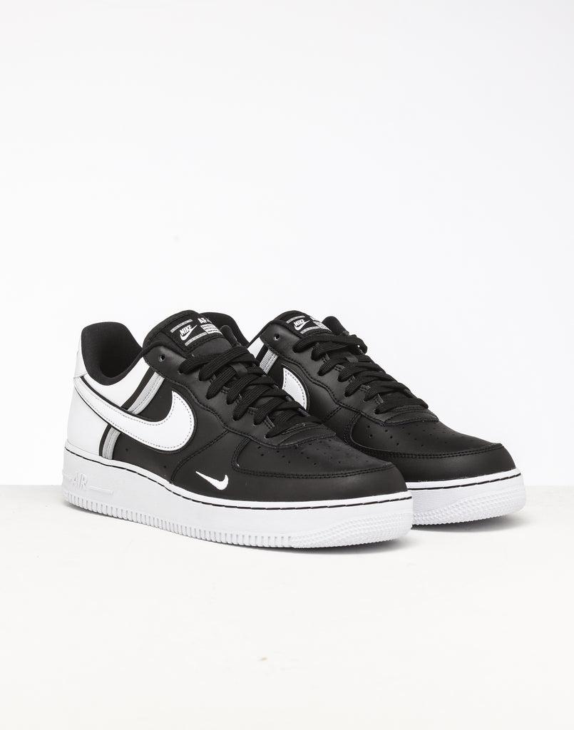 Nike Air Force 1 '07 LV8 1 BlackWhiteGrey