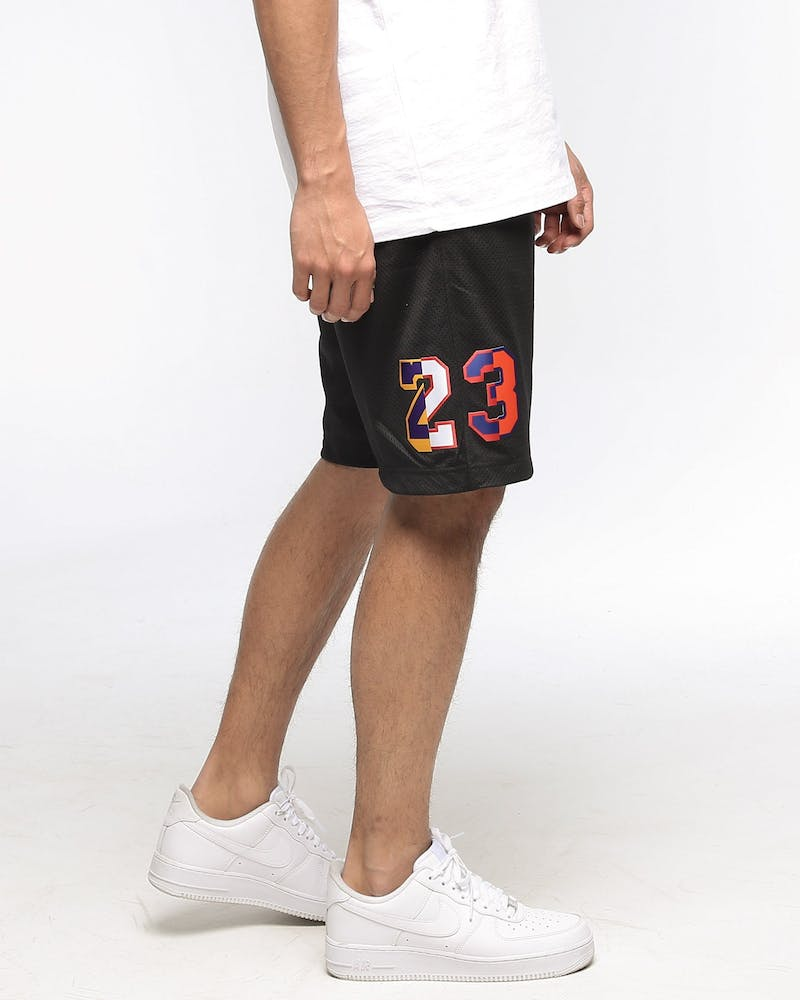 NIKE JORDAN DNA BASKETBALL SHORTS BLACK