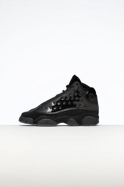 3e6fd3f25ede Jordan Kids Air Jordan 13 Retro (GS) Black Black