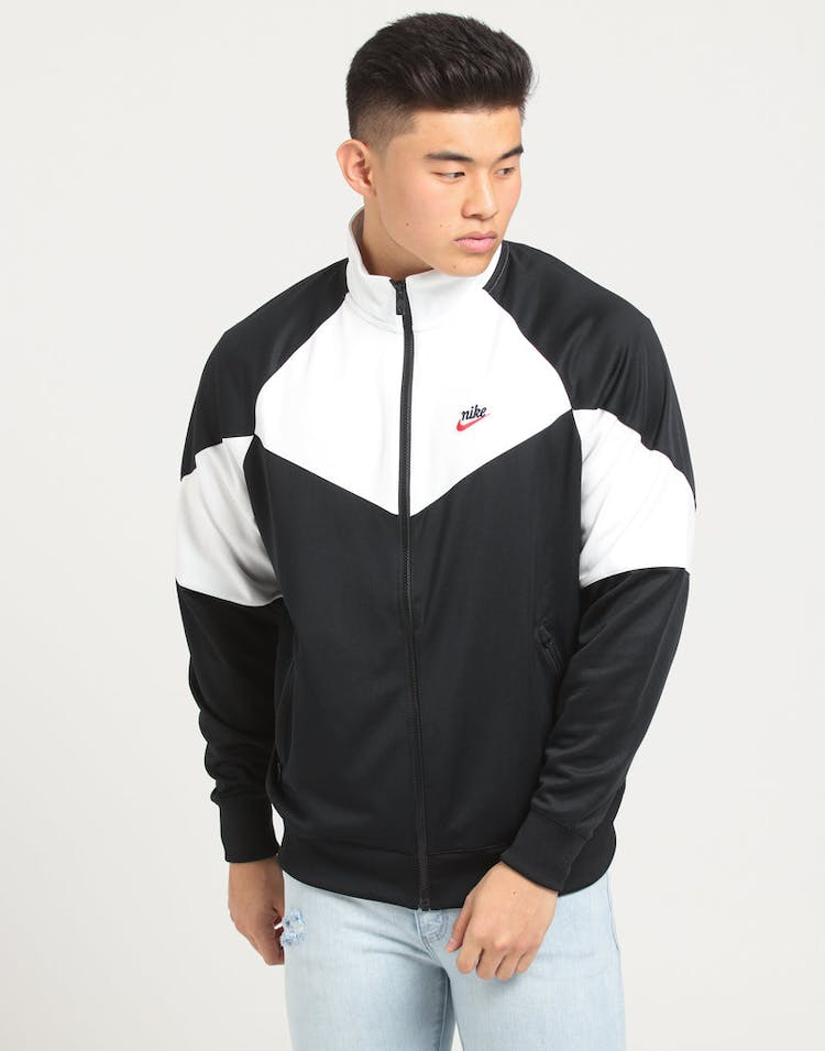 provide large selection of latest collection most desirable fashion Nike Sportswear Windrunner Black/White/Black