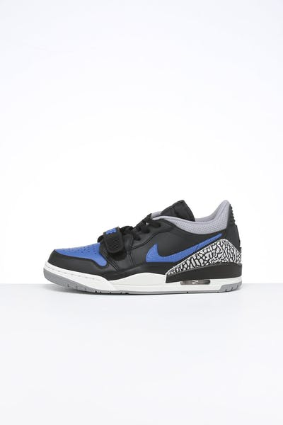 Jordan Air Jordan Legacy 312 Low Black/Royal/White/Grey