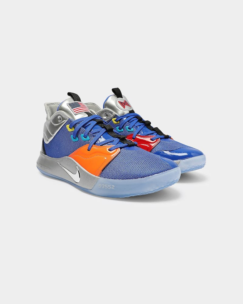 Nike PG 3 Nasa Blue/Silver