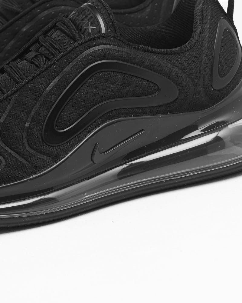Nike Women's Air Max 720 Black/Black/Anthracite