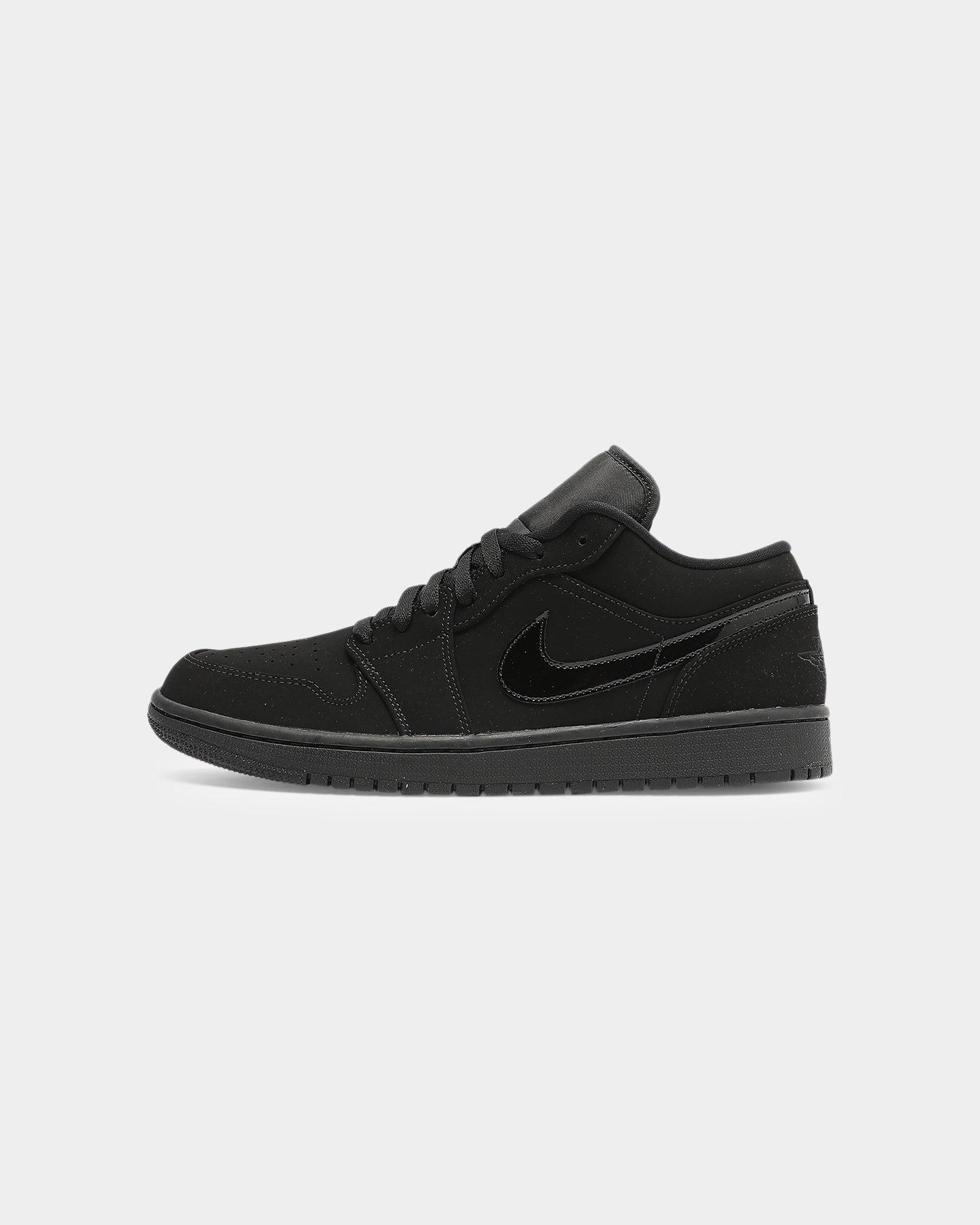 Jordan Air Jordan 1 Low Black/Black