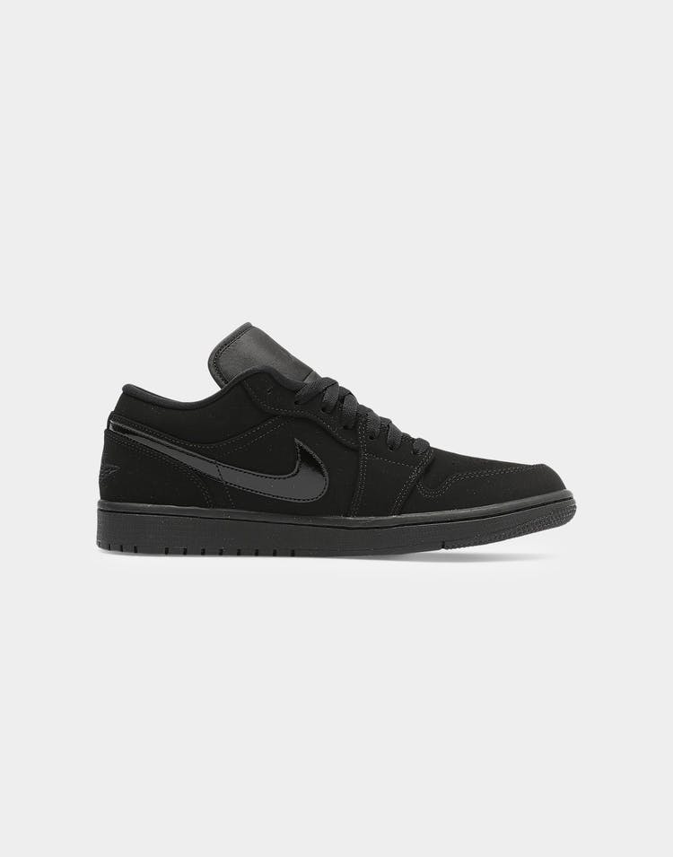 Jordan Air Jordan 1 Low Black/Black/Black