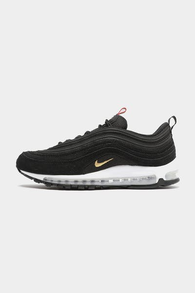 Nike Air Max 97 QS Black/Gold/White