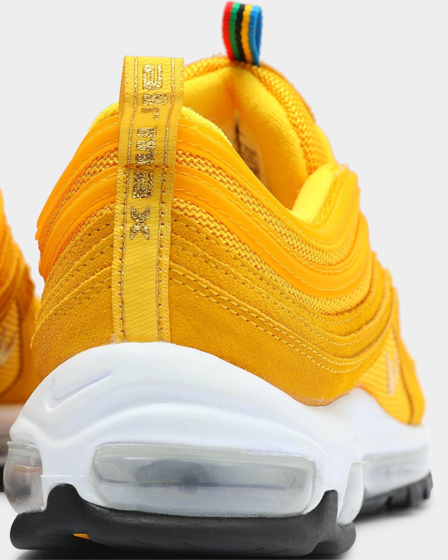 Estable esencia orar  Nike Air Max 97 QS Amarillo/White | Culture Kings NZ