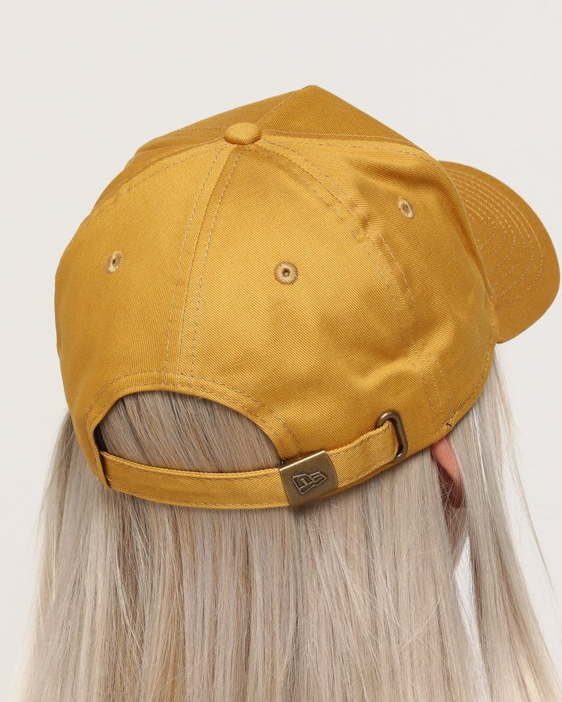 New Era Women's Raiders 9FORTY A-Frame Strapback Gold