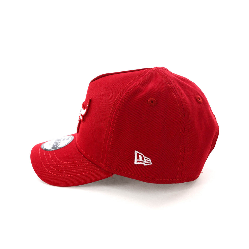 f13943fa951 ... coupon for new era infant chicago bulls 9forty a frame snapback scarlet  969f5 eef26