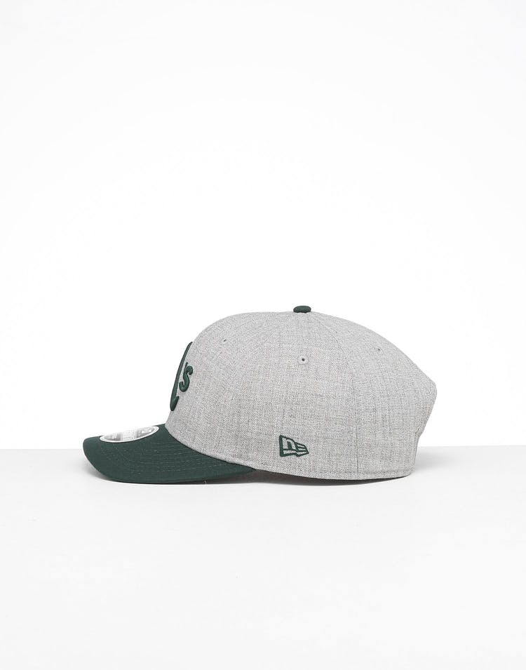 Oakland Athletics 9FIFTY Precurved Snapback