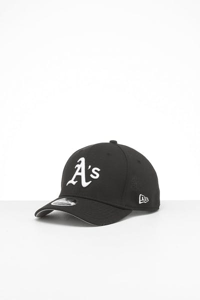 New Era Oakland Athletics 9FIFTY Stretch Snapback Black