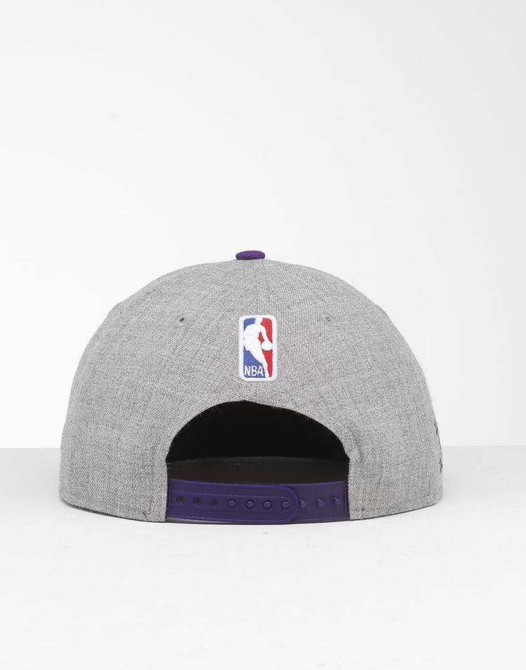 check out 75402 a5d48 New Era Los Angeles Lakers 9Fifty NBA Draft Snapback Royal OTC