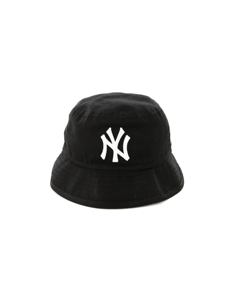 178264d9 New Era Infant New York Yankees Bucket Hat Black/White – Culture ...