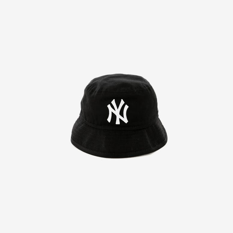 eec99e07291 New Era Toddler New York Yankees Bucket Hat Black White – Culture Kings NZ