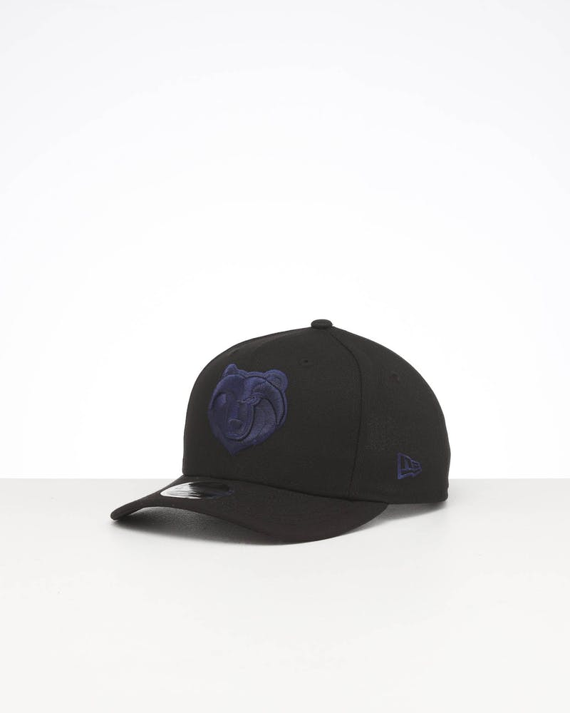 New Era Memphis Grizzles 9FIFTY Original Fit Precurved Snapback Black