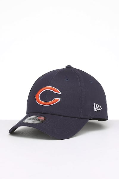 New EraChicago Bears 9FORTY Cloth Strapback Red/OTC