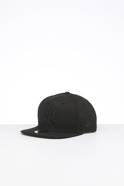 New Era Kids New York Yankees 9FIFTY POP Snapback Black/OTC