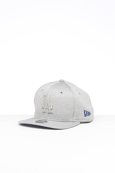 New Era Youth Los Angeles Dodgers 9FIFTY Original Fit Snapback Grey Shadow Tech