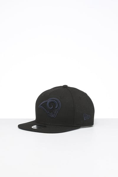 New Era Kids Los Angeles Rams 9FIFTY POP Snapback Black/OTC