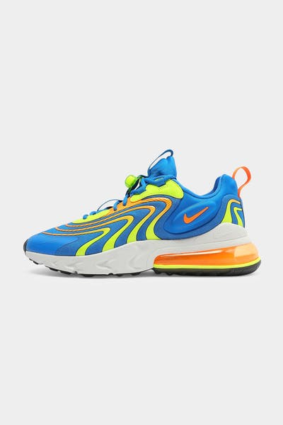Nike Air Max 270 React ENG Soar/Orange/Volt