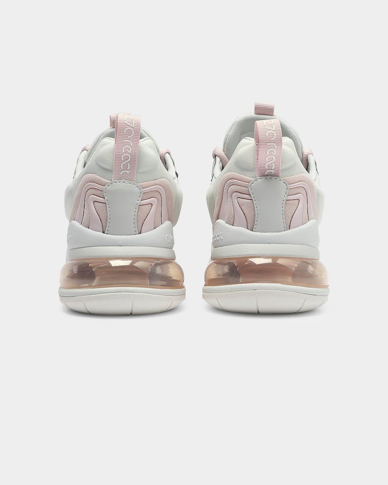 Nike Women's Air Max 270 React ENG Photon Dust/White