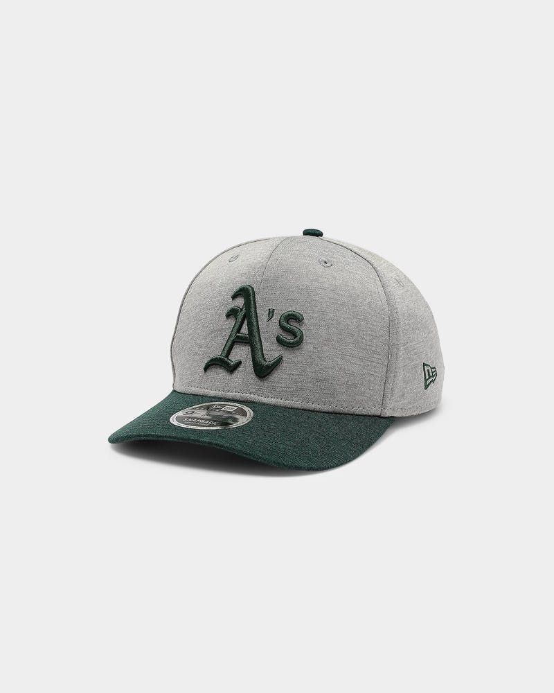 New Era Oakland Athletics 9FIFTY Precurved Snapback Team Shadow Tech
