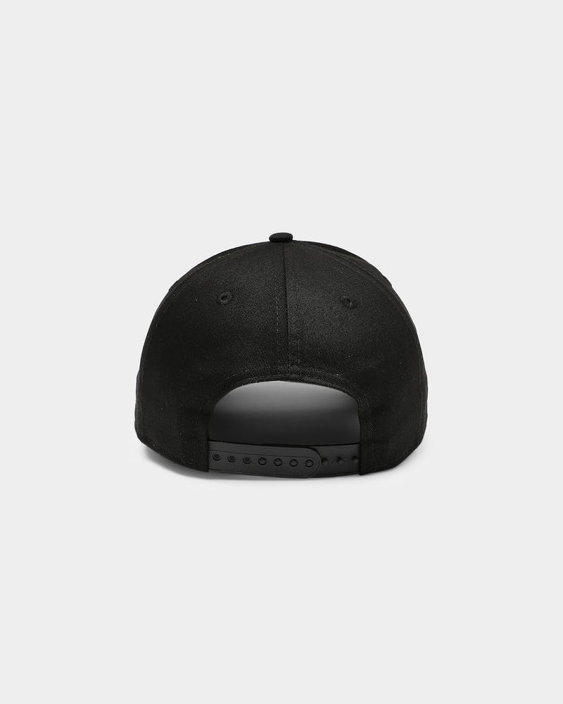 New Era Chicago Bulls 9FORTY A-Frame SNDWCH Snapback Black