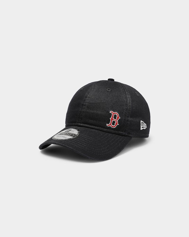 New Era Boston Red Sox 9Twenty Strapback Navy