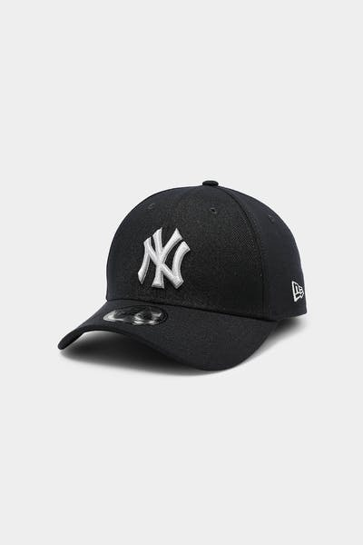 New Era New York Yankees 39THIRTY Logo Fitted Navy