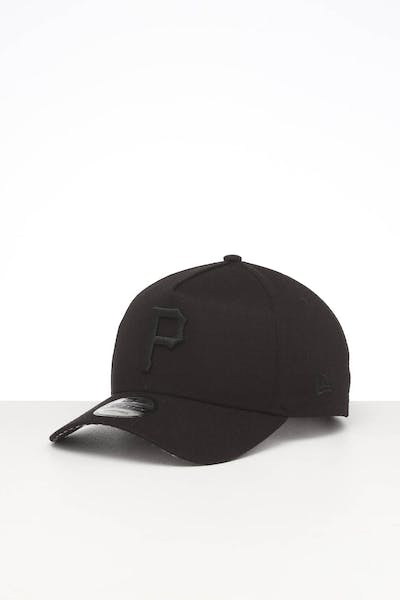 NEW ERA PITTSBURGH PIRATES 9FORTY A-FRAME SNAPBACK BLACK/WHITE CHECKERED