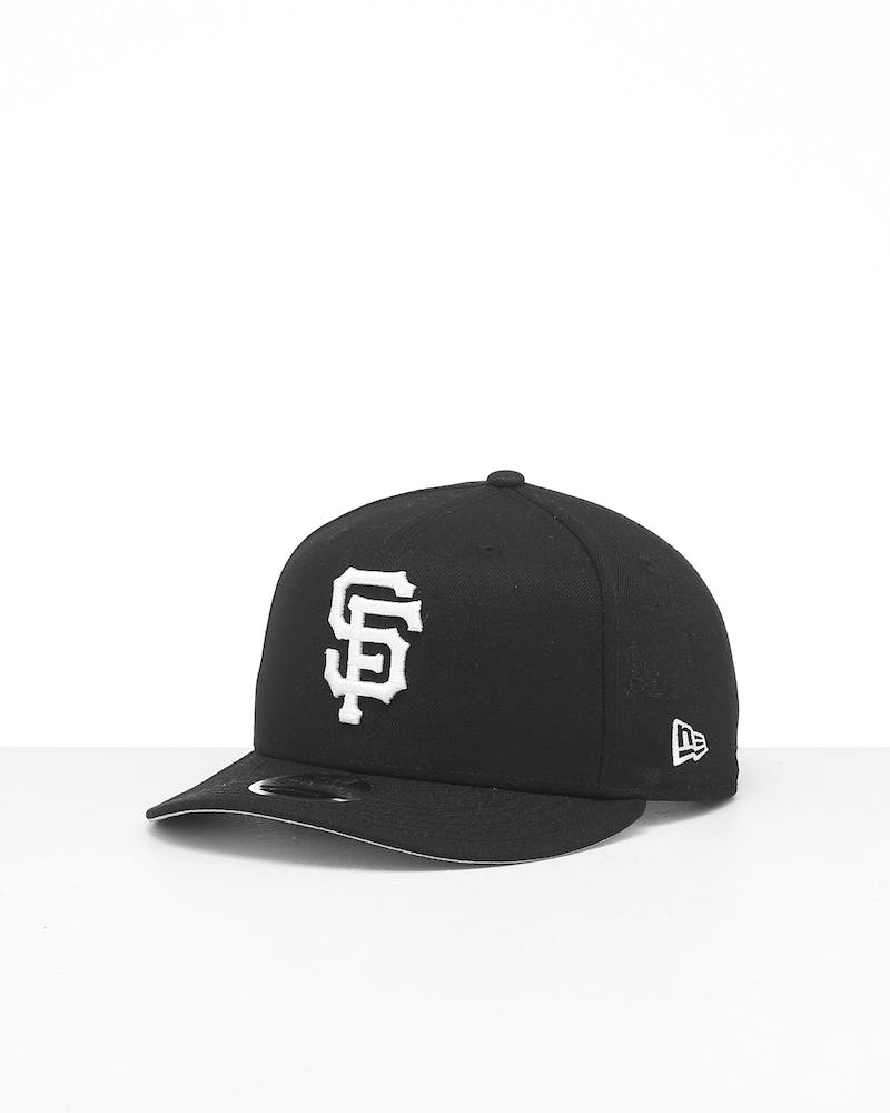 New Era San Francisco Giants 9FIFTY Retro High Crown Precurved Snapback Black
