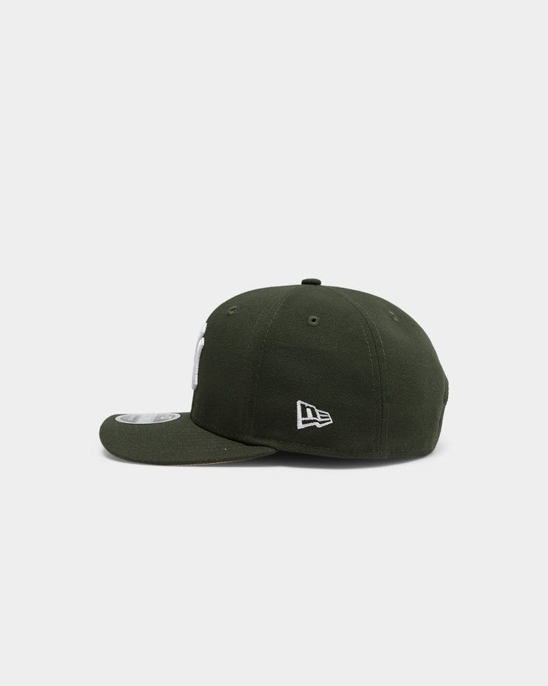 New Era New York Yankees Green Hit 9FIFTY PC Snapback Dark Seaweed