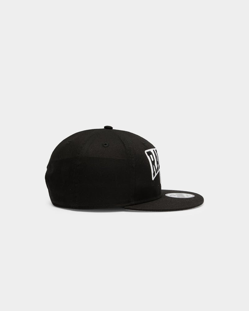 New Era Raiders Throwback 9FIFTY OF Snapback Black