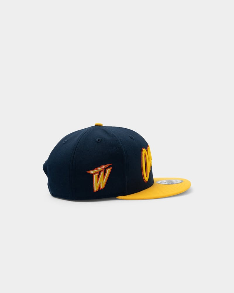 New Era Warriors City Alternate 9FIFTY Snapback OTC
