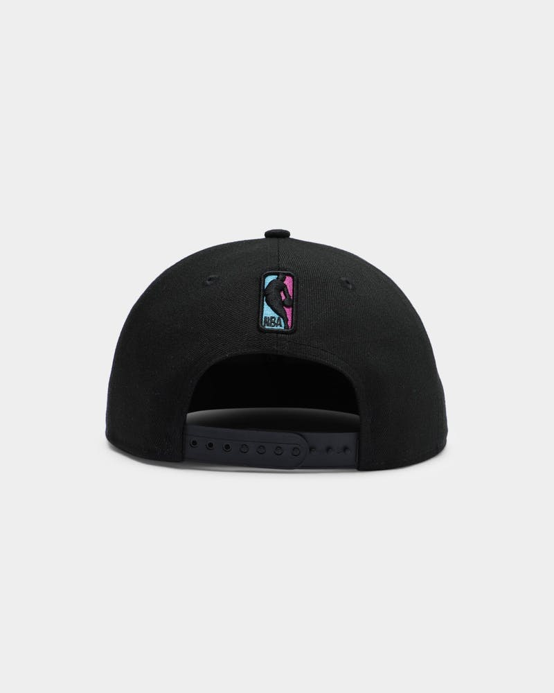 New Era Miami Heat City Alternate 9FIFTY Snapback OTC