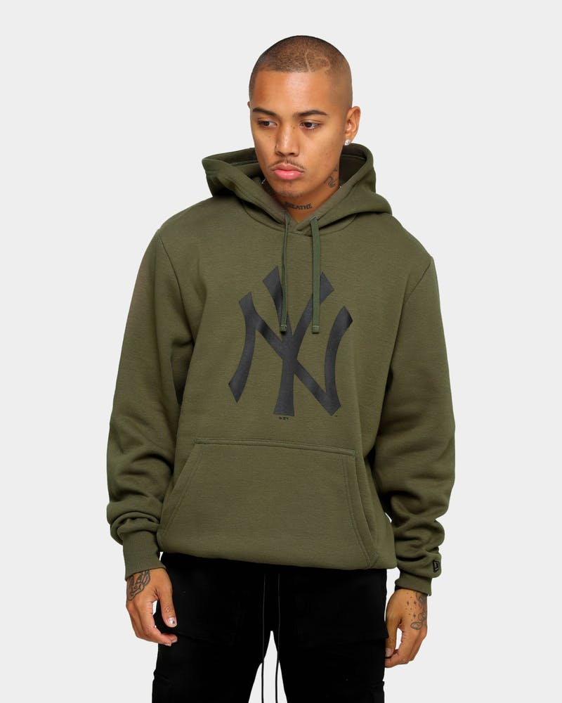 New Era New York Yankees Hoodie Olive/Black