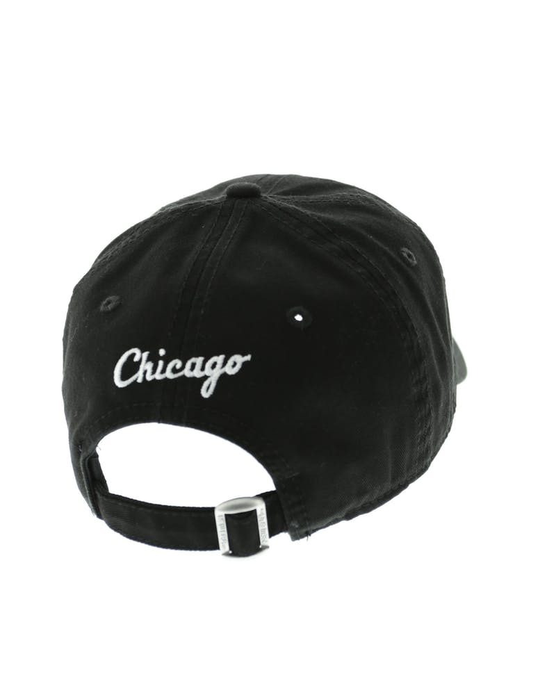 White Sox 920 Washed ST Black/white