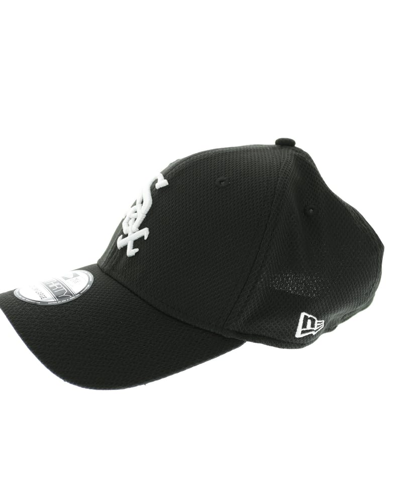 New Era White Sox de 3930 Black/white