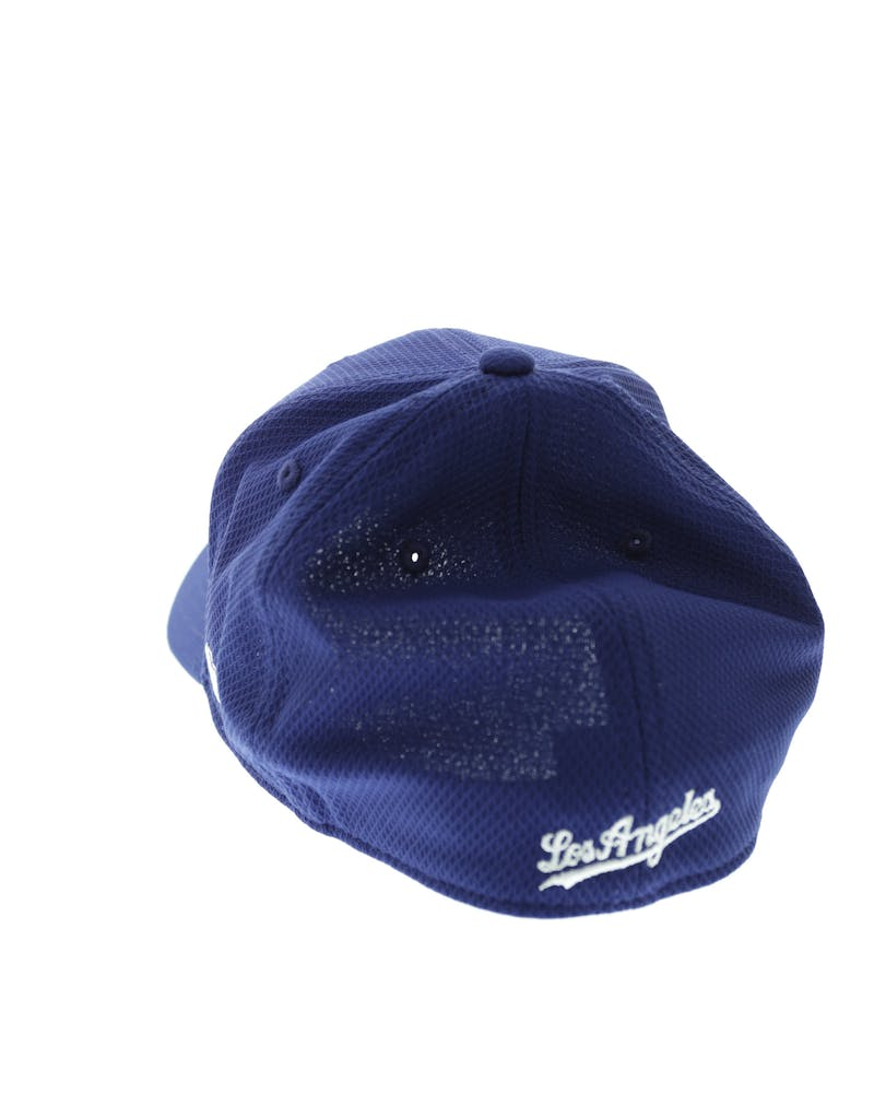 New Era Dodgers de 3930 Royal/white