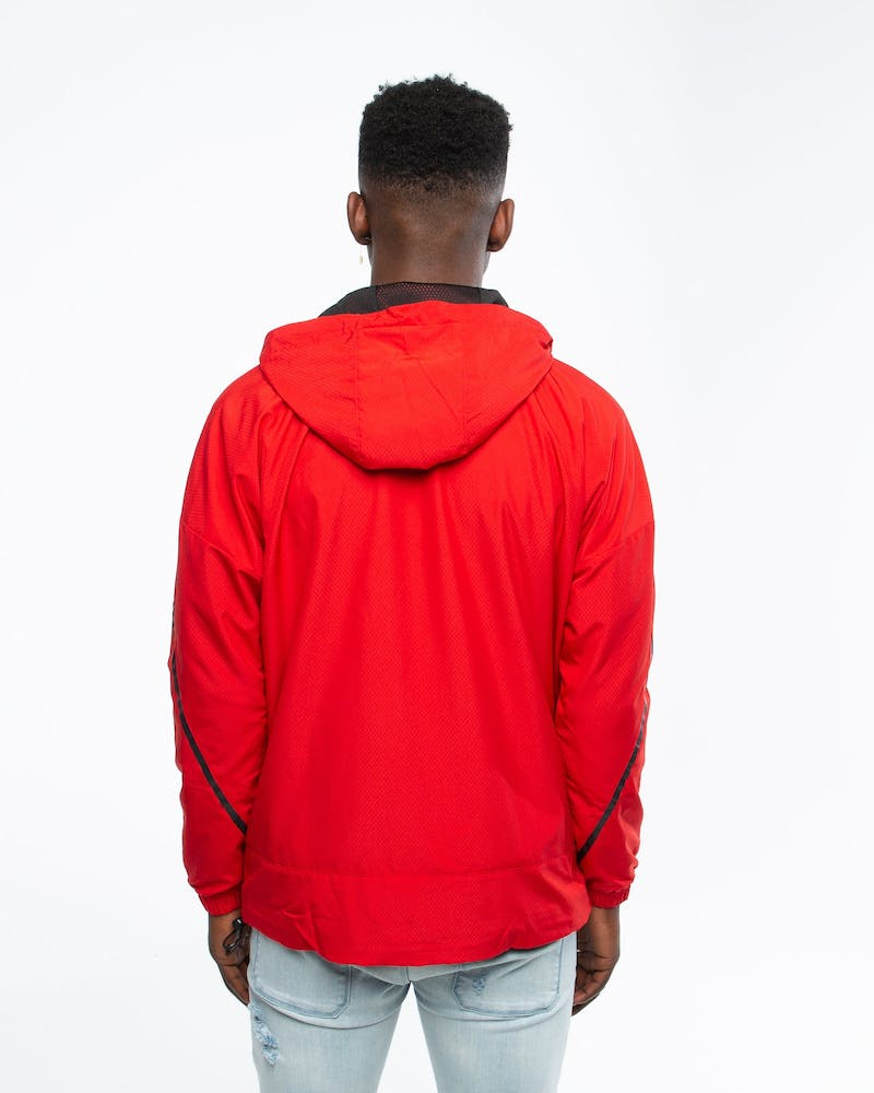 Lacoste Pouched Jacket Red/Black
