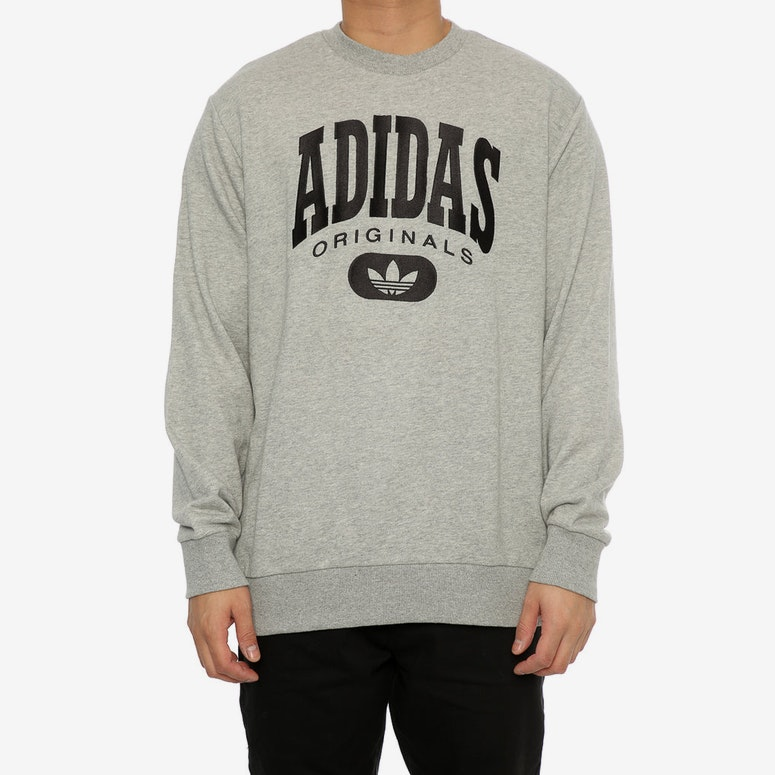 Adidas Originals Torsion Crew Grey