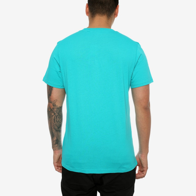 Adidas Originals L.A Box Tee Teal