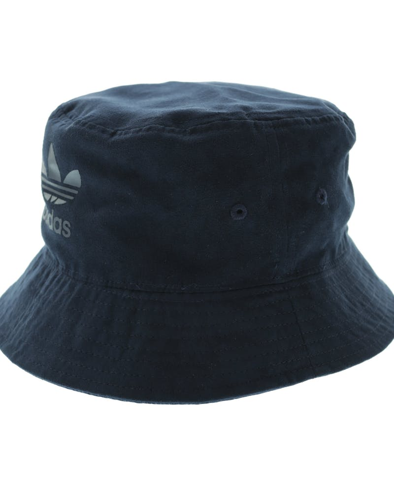 Trefoil I Bucket Hat Navy