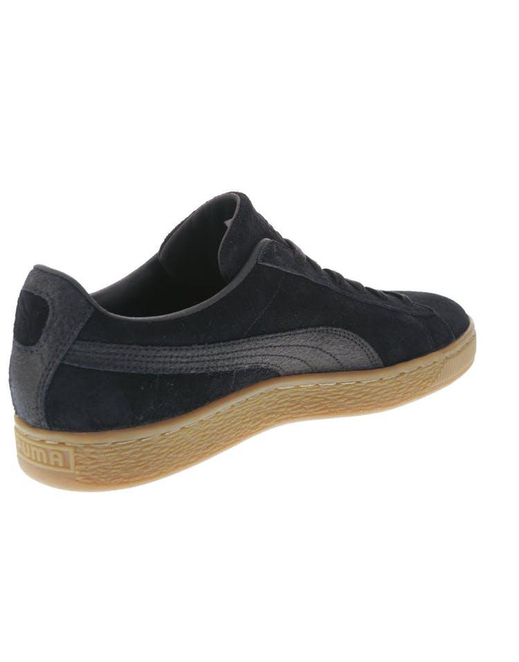 timeless design 87964 09ae3 Puma Suede Classic Black/Gum