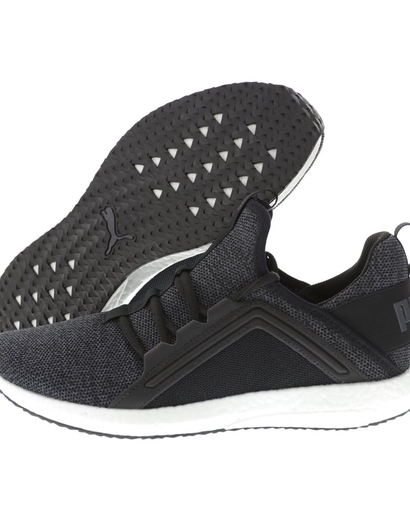 Puma Mega NRGY Knit Black/Grey