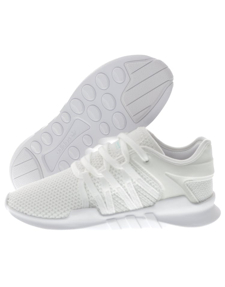 Adidas Originals Women's EQT Racing ADV White/White