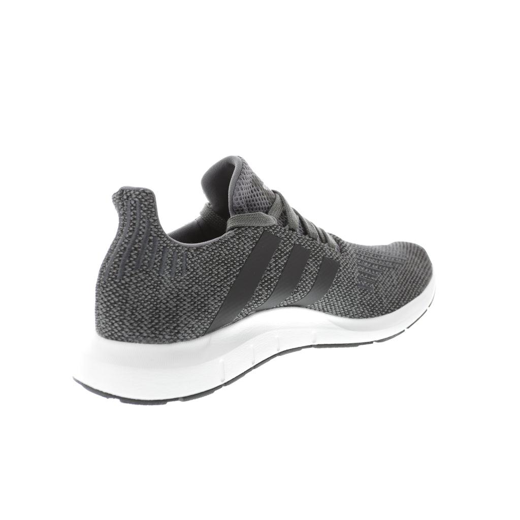 adidas originals swift run grey and white nz