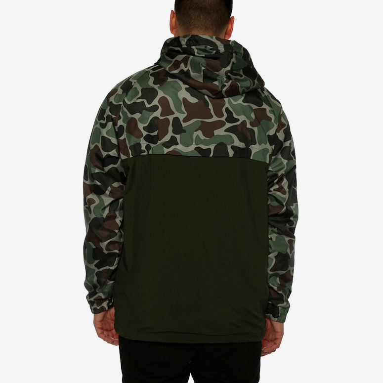 Adidas Originals Camo Rev Windbreaker Multi-Coloured