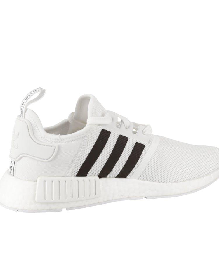 d76653a10 Adidas Originals NMD R1 White White